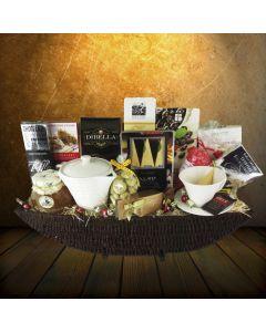 Modern Tea Gift Basket