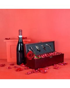 Valentine's Wine Gift Box