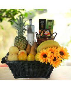 The Healthy Spirit Gift Basket