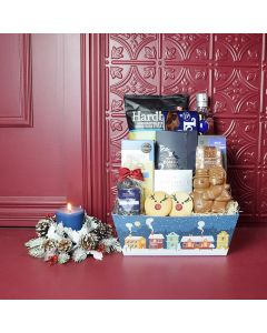 Spirited Holiday Sweets Gift Set