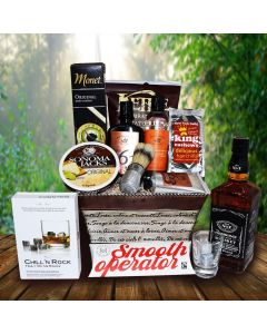 A Manly Gift Basket