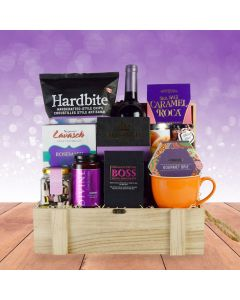 Mom's Special Things Gift Basket