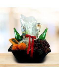 Custom Get Well Soon Gift Basket