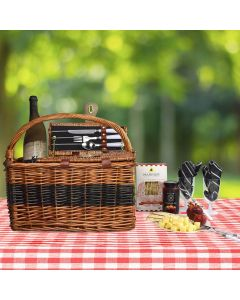 A Picnic for Two Gift Basket
