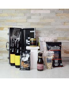 Smokin' Grill Gift Set with Beer