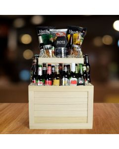 The Massive Beer Gift Crate