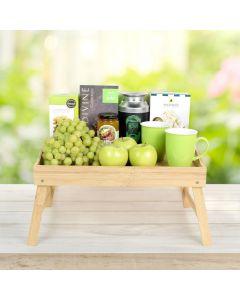 Green Treats Gift Tray