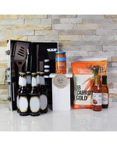 Beer & Grilling Gift Set