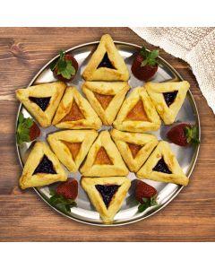 Purim Hamantaschen Cookies Gift Basket