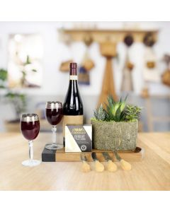 Smooth Indulgence Wine Gift Set