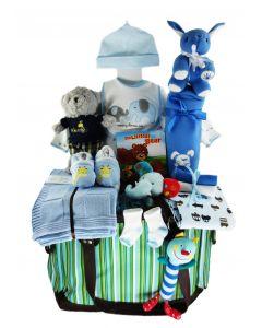 Little Boy Blue Gift Basket