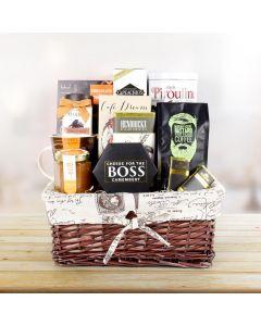 Free Trade Gourmet Coffee Gift Basket