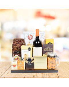 Autumnal Goodness Wine Gift Set