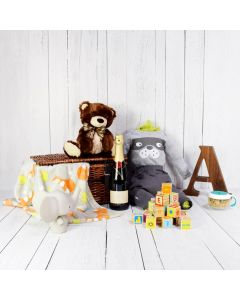 BABY'S FIRST PLAYSET WITH CHAMPAGNE