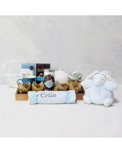 FOR THE NEWBORN MEMBER OF THE BLUE TEAM GIFT SET