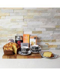 Italian Coffee Gift Basket