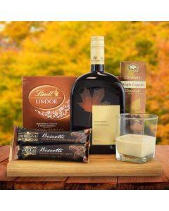 The Maple & Spirits Gift Basket