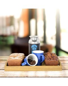Decadent Loaf & Coffee Break Gift Tray