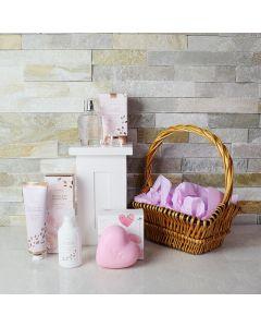 Delicate Delights Spa Gift Basket