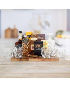 Classy Elegance Liquor Gift Set