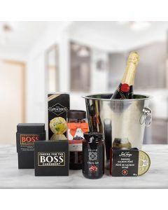 Champagne Celebration Gift Bucket