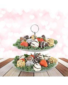 CLASSIC CHOCO DIPPED STRAWBERRIES GIFT SET