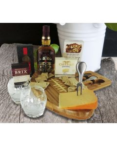The Football Spirits and Cheese Board
