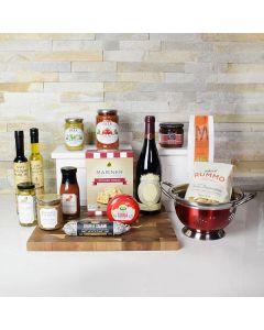 Deluxe Bella Italia Wine Gift Set