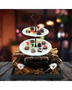 The Chocolate Celebration Gourmet Gift Basket