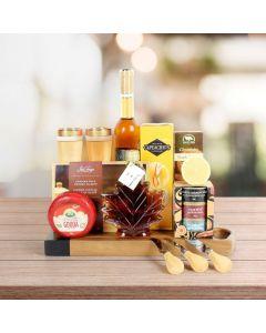 Maple, Cheese & Wine Gift Set