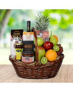 The Purim Celebration Basket
