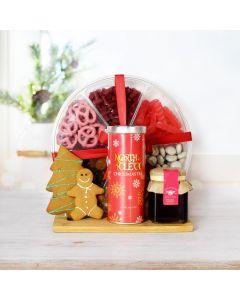 Christmas Tea & Sweets Gift Basket