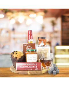 Bountiful Bourbon Taste Gift Basket