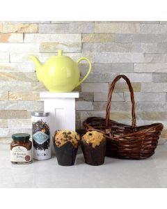 Tea & Muffins Gift Set