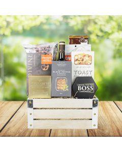 Très Chic Wine Gift Basket