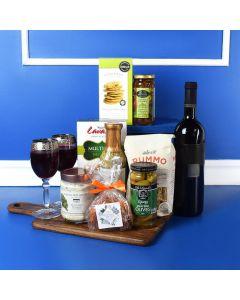 Kosher Food & Wine Basket
