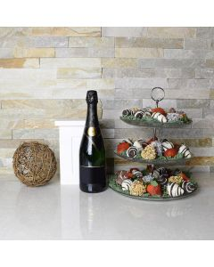 Sweet Gifts for Mum Champagne Set