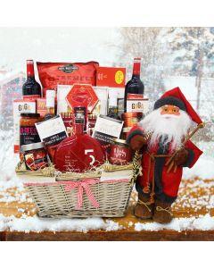 The Enchanted Christmas Gift Basket