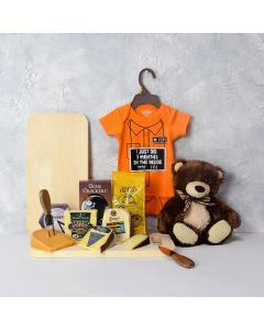 THE CHEESE & CRACKERS PLATTER GIFT SET