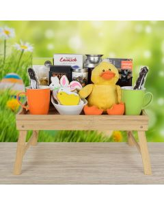 Good Morning Easter Bed Tray
