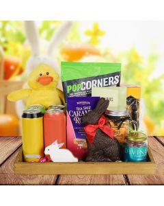 Hoppin' Hops Easter Beer Basket