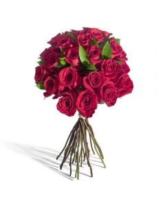 The Traditional Red ROSE BOUQUET