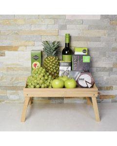 Tropical Dream Wine Gift Basket