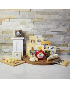 Exquisite Cheese Collection