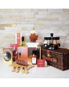 Taste of the Mediterranean Gift Basket