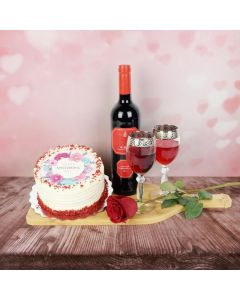 Mother's Day Royalty Gift Basket
