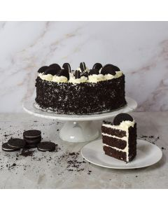Large Oreo Chocolate Cake