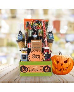 Gourmet Trick or Treat Gift Set