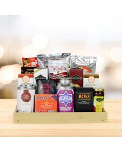 The Luxurious Purim Gift Tray