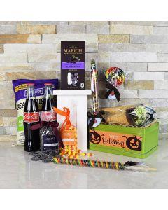 Gourmet Halloween Treats Gift Set